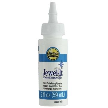 Aleene's Jewel-It Embellishing Glue 2 fl 0z