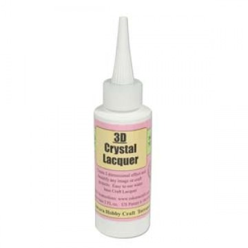 3D Crystal Lacquer 2 oz