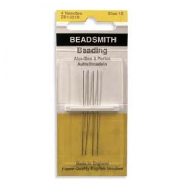 Beadsmith Beading Needles Size 10