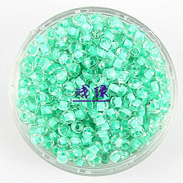 Seed Beads 2mm Inside Colour #03