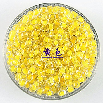 Seed Beads 4mm Inside Colour #04