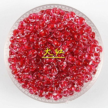 Seed Beads 4mm Inside Colour #05