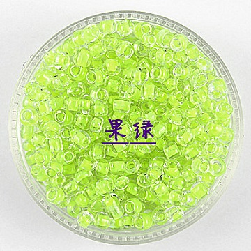 Seed Beads 4mm Inside Colour #08