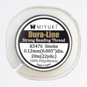 Miyuki Dura-Line Strong Beading Thread 0.12mm Crystal