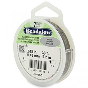 Beadalon Wire 7 Strand  0.018 inch