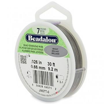 Beadalon Wire 7 Strand  0.026 inch