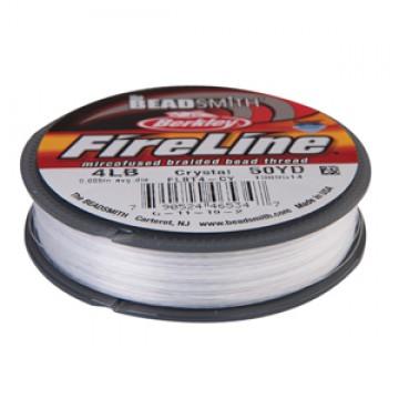 4 LB Fireline (Crystal)
