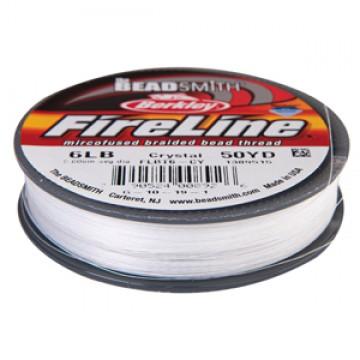 6 LB Fireline (Crystal)