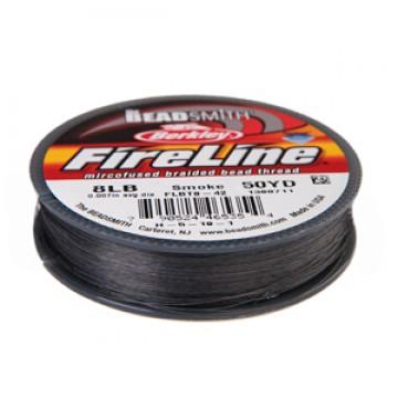 8 LB Fireline (Smoke Grey)