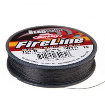 10 LB Fireline (Smoke Grey)